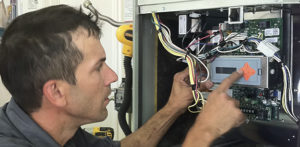 Furnace services and repair - new installations
